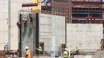 Cantera River Spirit Theater Shaft Walls