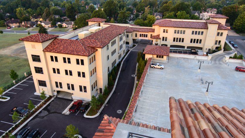 Utica Place West Aerial Photo