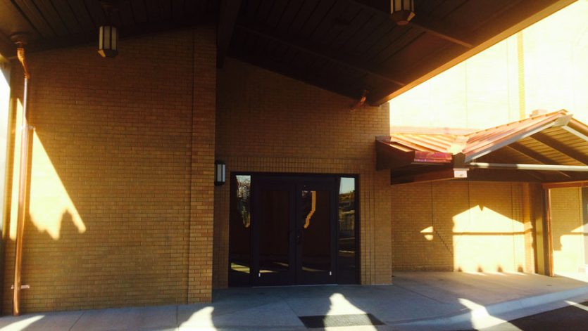 Parish of Christ the King Exterior Remodel and Addition