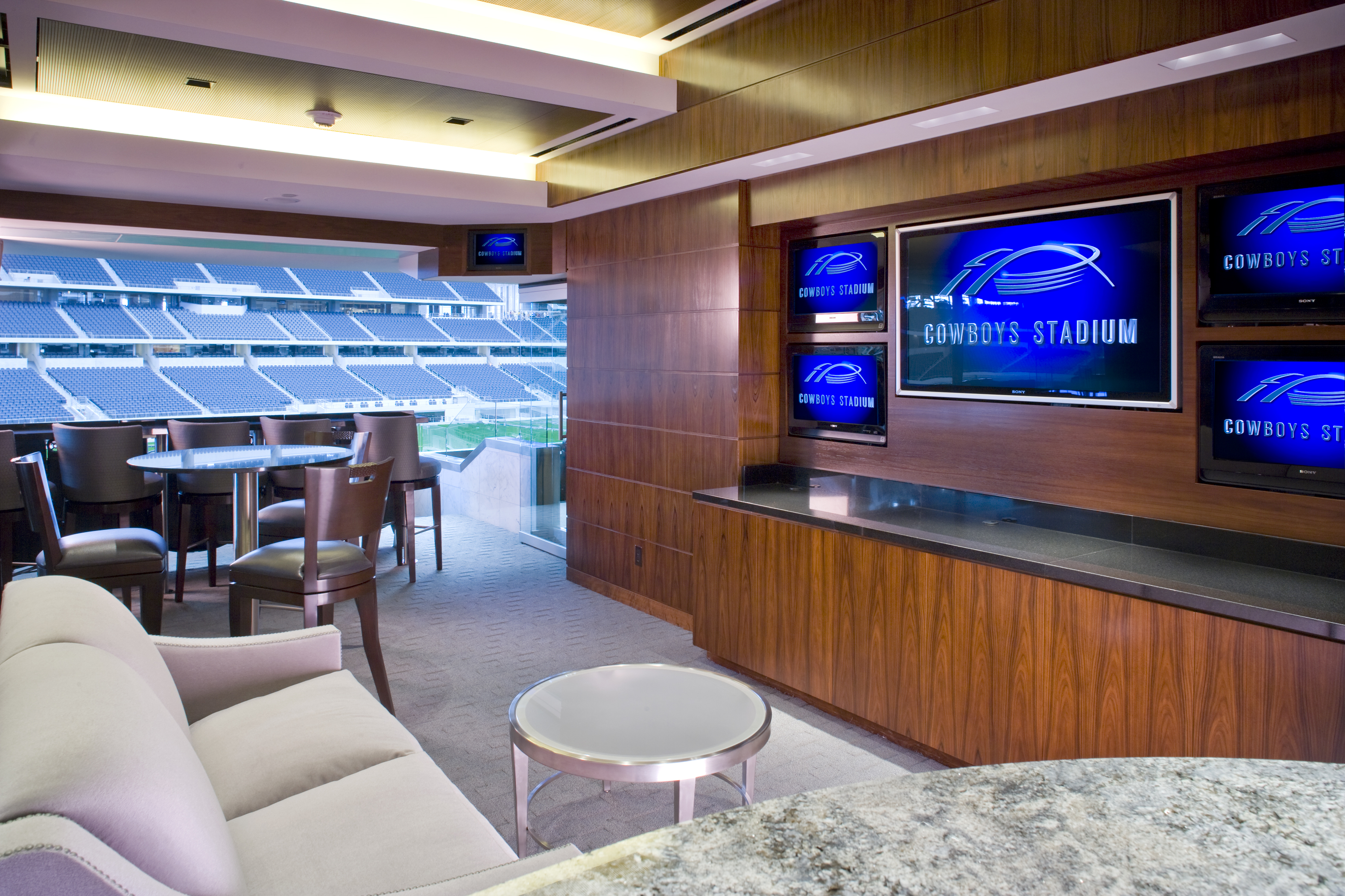 Cowboys Stadium Suite 1