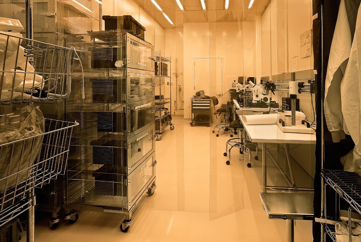 NASA Exploration Science Building Laboratory
