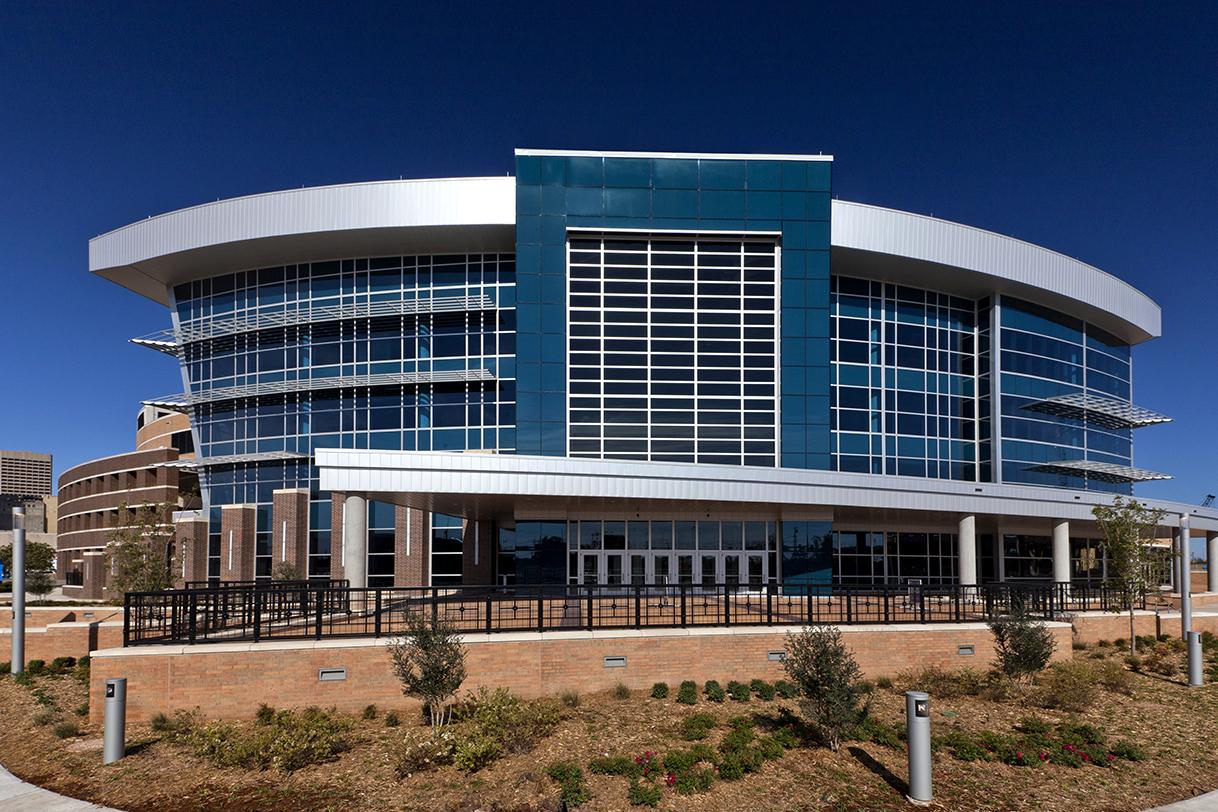 Chesapeake Arena Exterior 1
