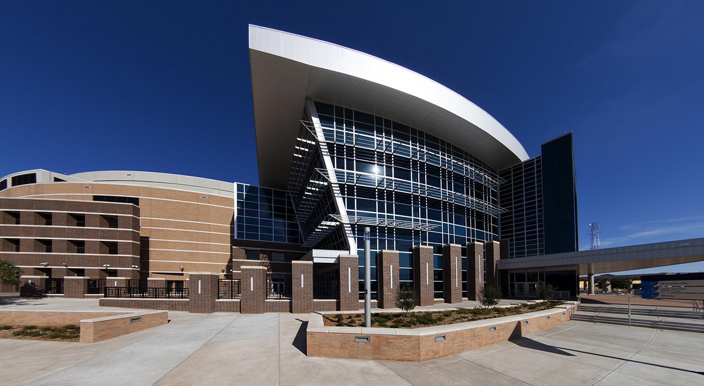 Chesapeake Arena Exterior 2