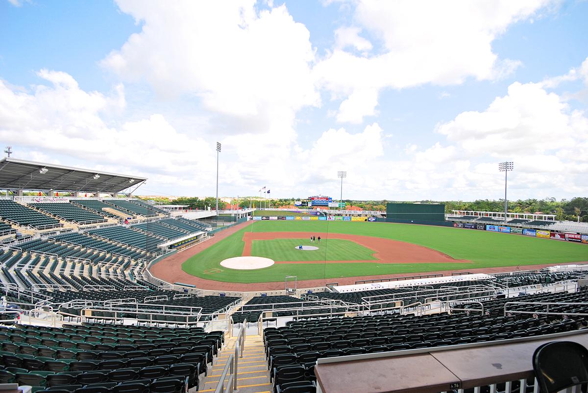 CenturyLink Twins Spring Training Ballpark