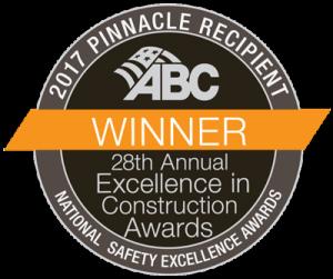2017 Pinnacle Award logo