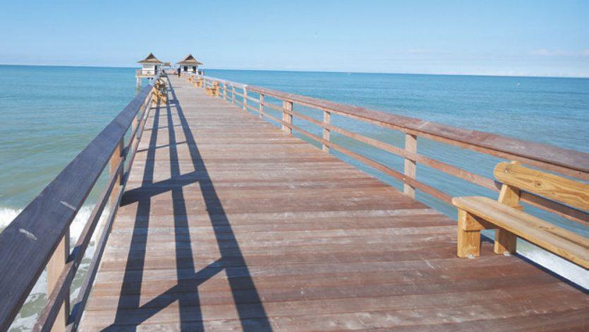 Naples Pier Reconstruction