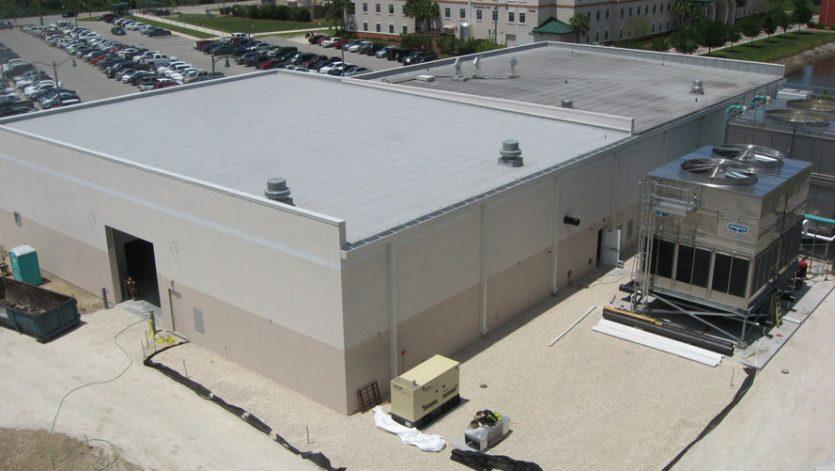 Florida Gulf Coast University Central Energy Plant South Village CEP Addition