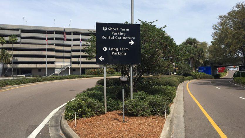 Tampa International Airport Parking