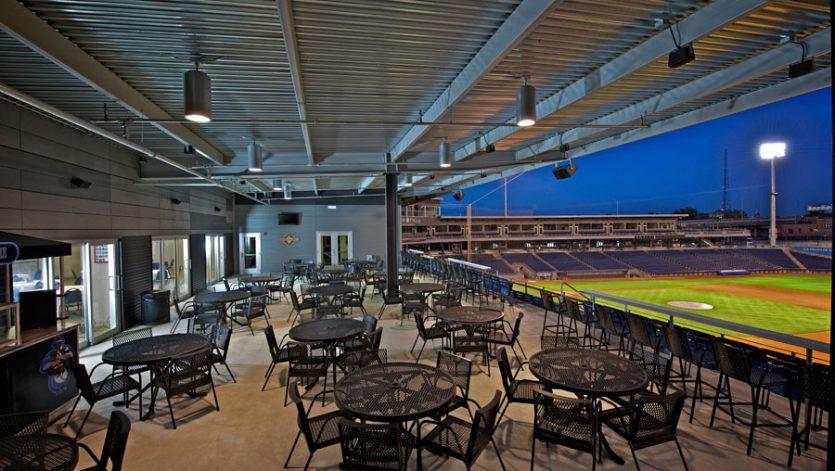 ONEOK Field - baseball stadium