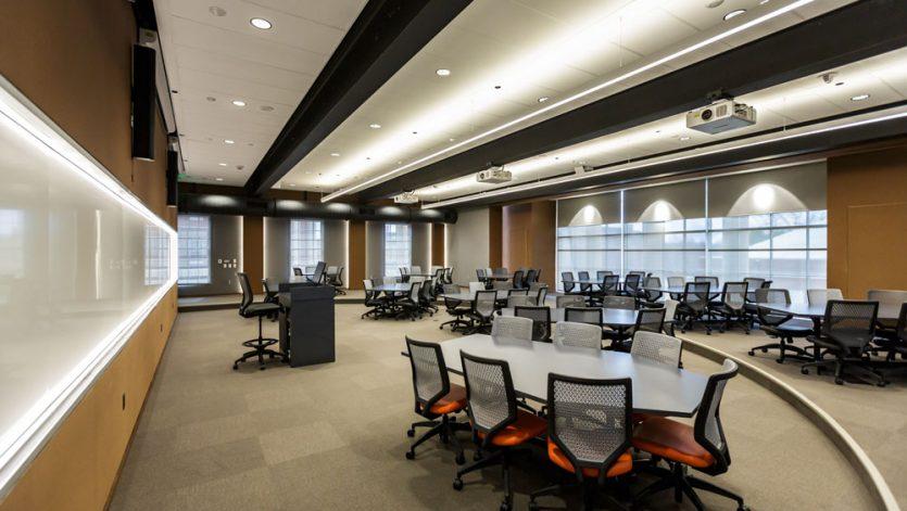 Oklahoma State University New Business Building