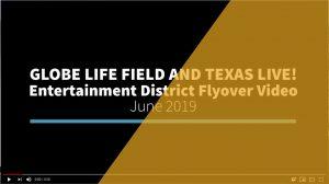 Globe Life Field and Arlington Entertainment District Flyover June 2019 Thumbnail