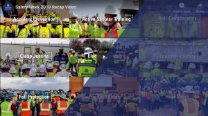 Safety Week 2019 Video Thumbnail