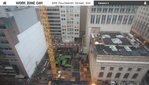 699 Fourteenth Street NW Construction WebCam