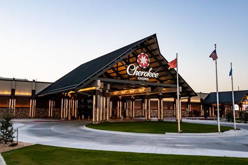Cherokee Nation Tahlequah Casino