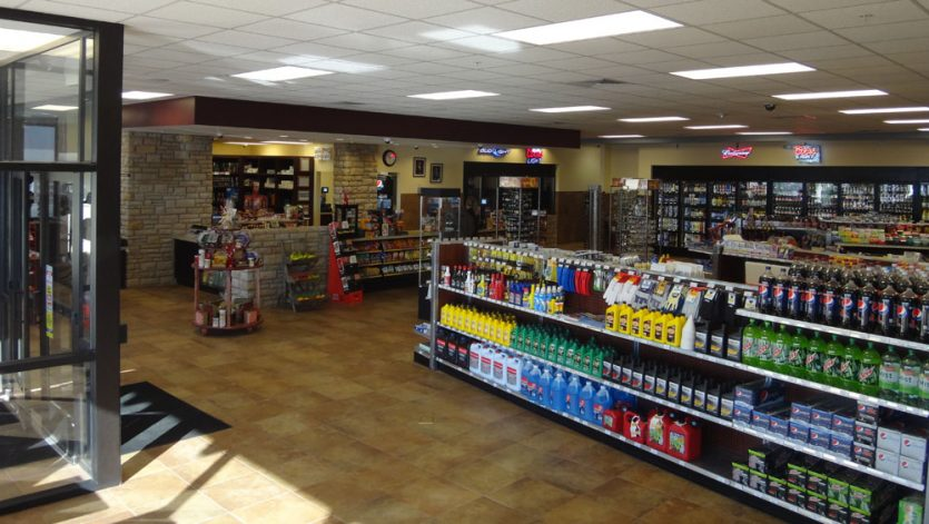 Chickasaw Oak Hill Travel Stop