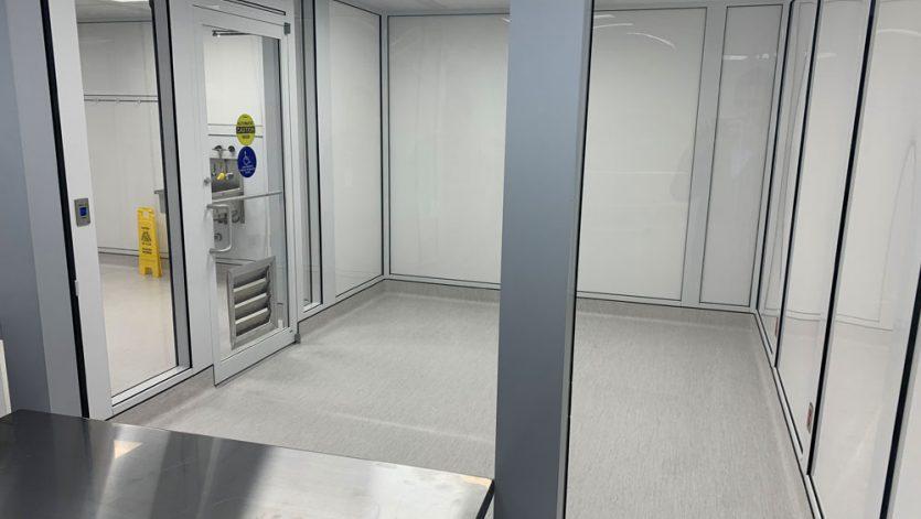 Jane Phillips Medical Center Pharmacy Renovation