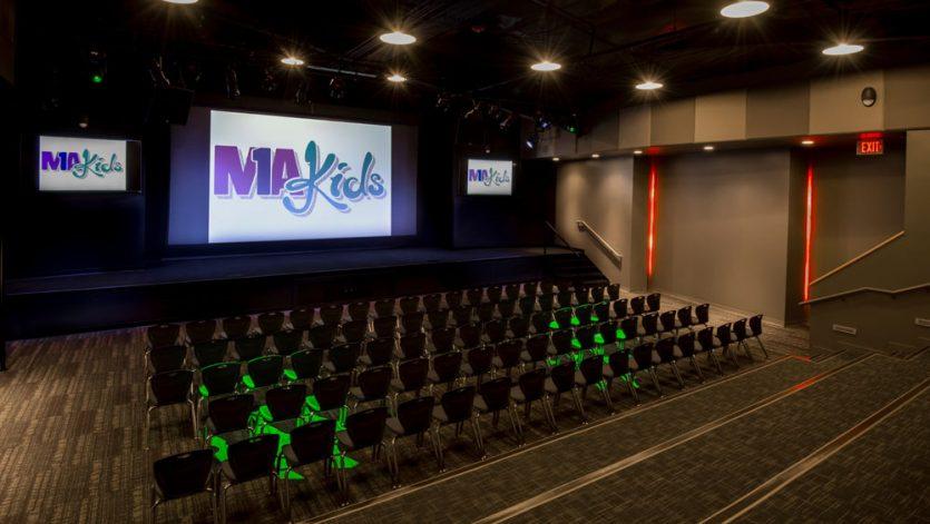 Muskogee First Assembly Children's Addition