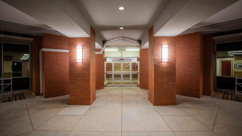 University of Oklahoma Storm Hardened Shelters