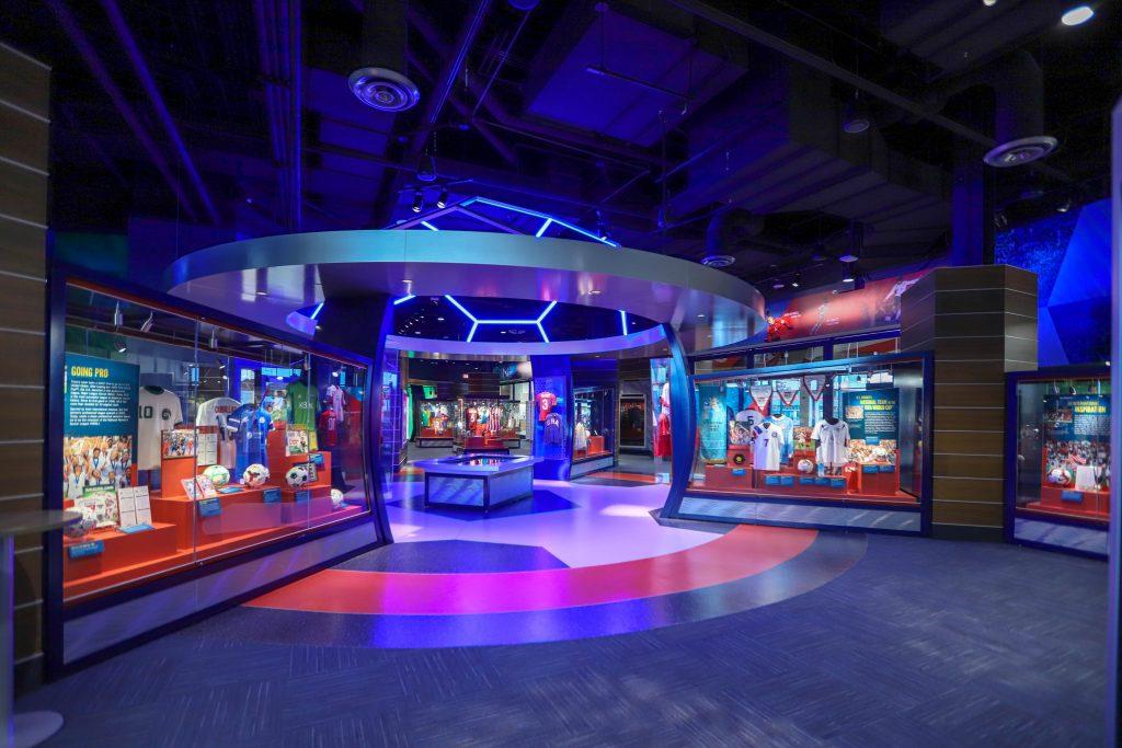 Toyota Stadium Interior Image