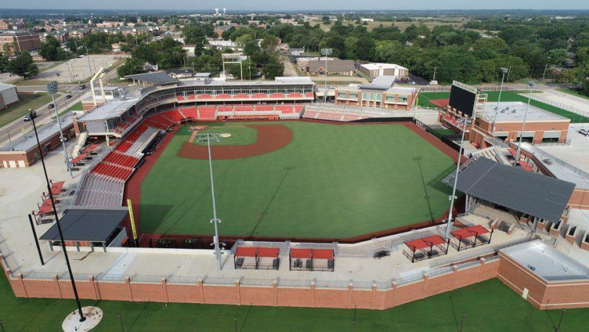 Oklahoma State University Baseball Stadium