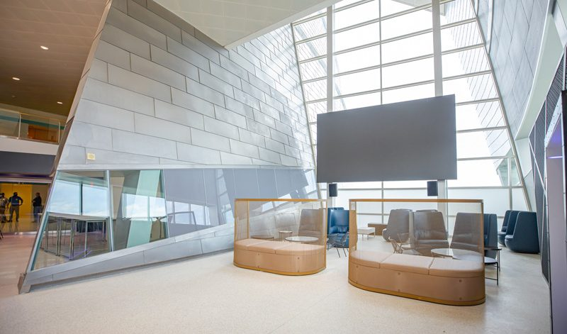 BOK Center River Spirit Lounge Photo
