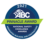 ABC National Safety Pinnace Award Seal