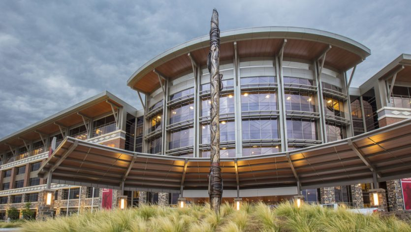 Choctaw Tribal Complex