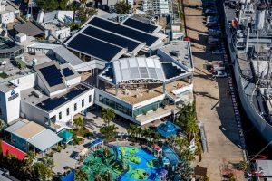 The Florida Aquarium Channelview Pavilion
