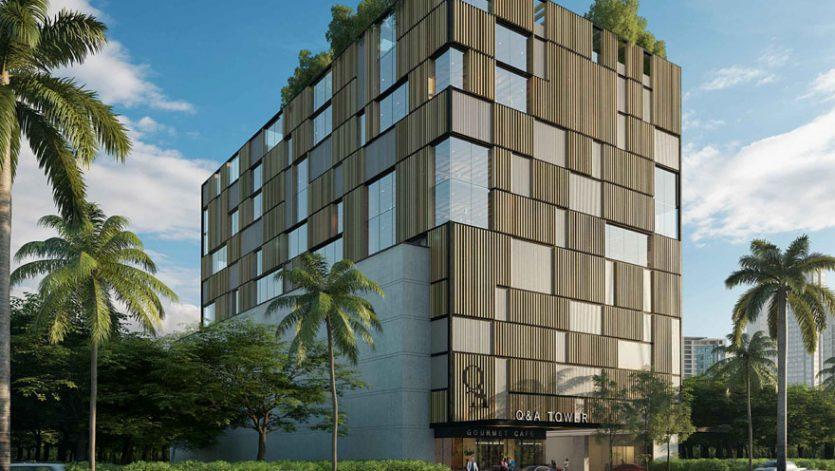 Quijano & Associates Office Building