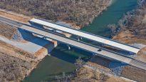 Illinois River Bridge on State Highway 59