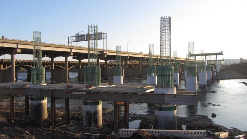 I-244 Multi-Modal Bridge Over the Arkansas River