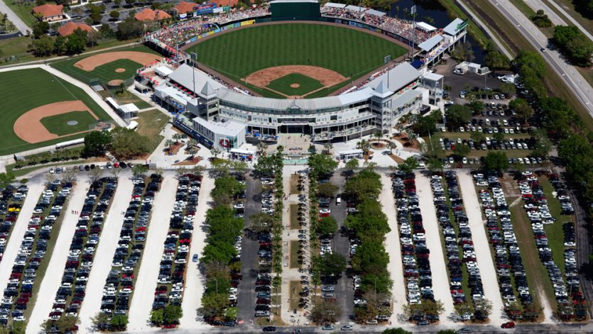 CenturyLink Sports Complex/Hammond Stadium Renovation