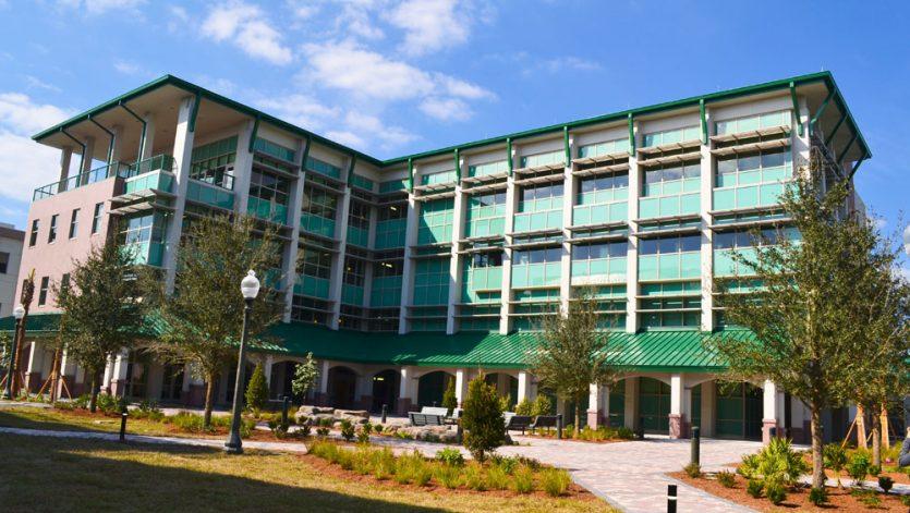 Florida Gulf Coast University Marieb Hall - Academic Building 8