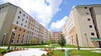Florida Gulf Coast University South Housing Dorm 5 Eagle Hall